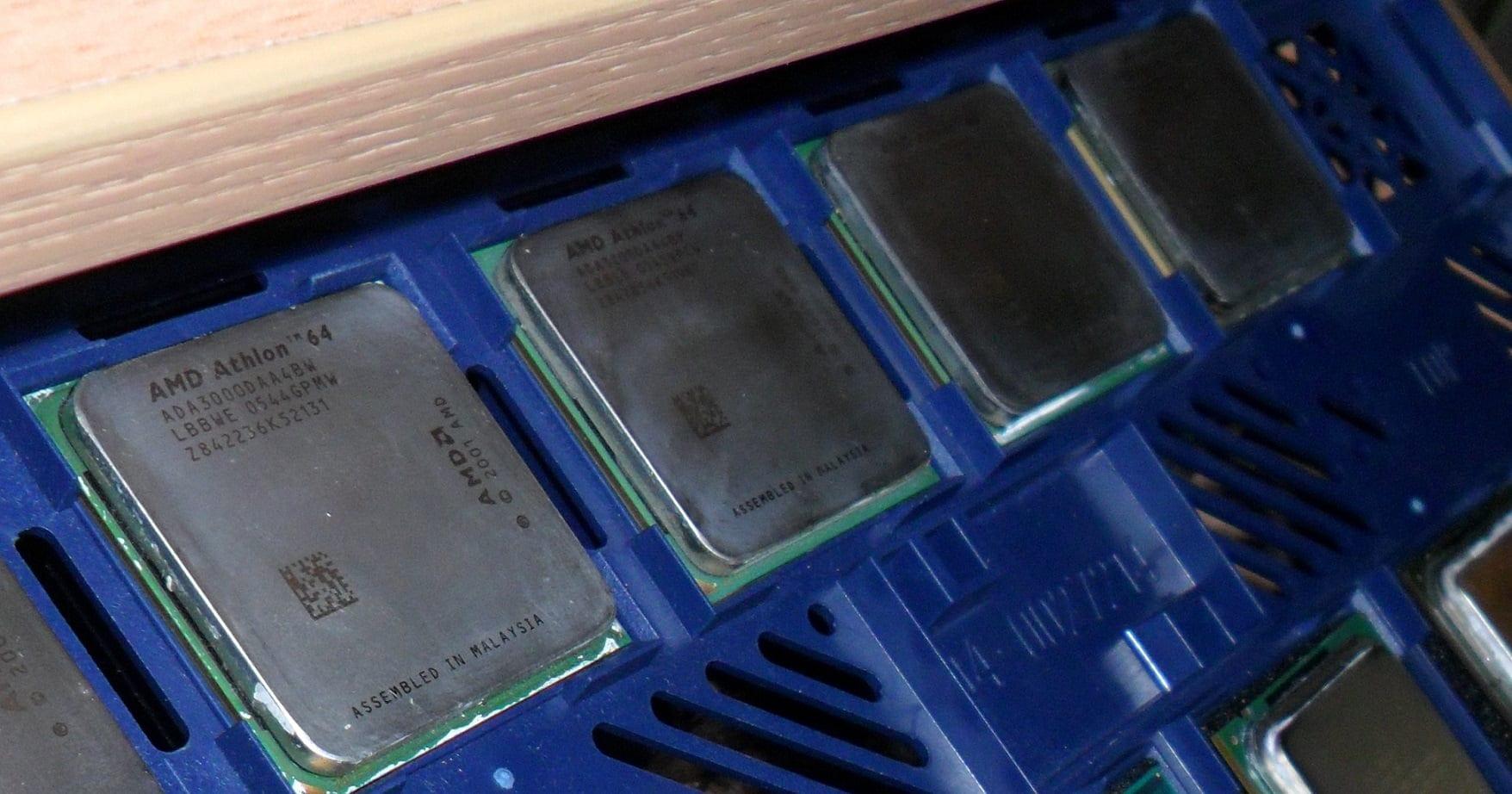 Обзор, разгон и тестирование процессора AMD Athlon 64 3700+