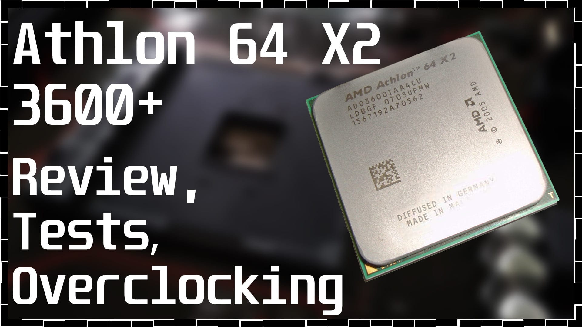 Most Alive Overclocking And Test Amd Athlon 64 X2 3600 Umtale Lab