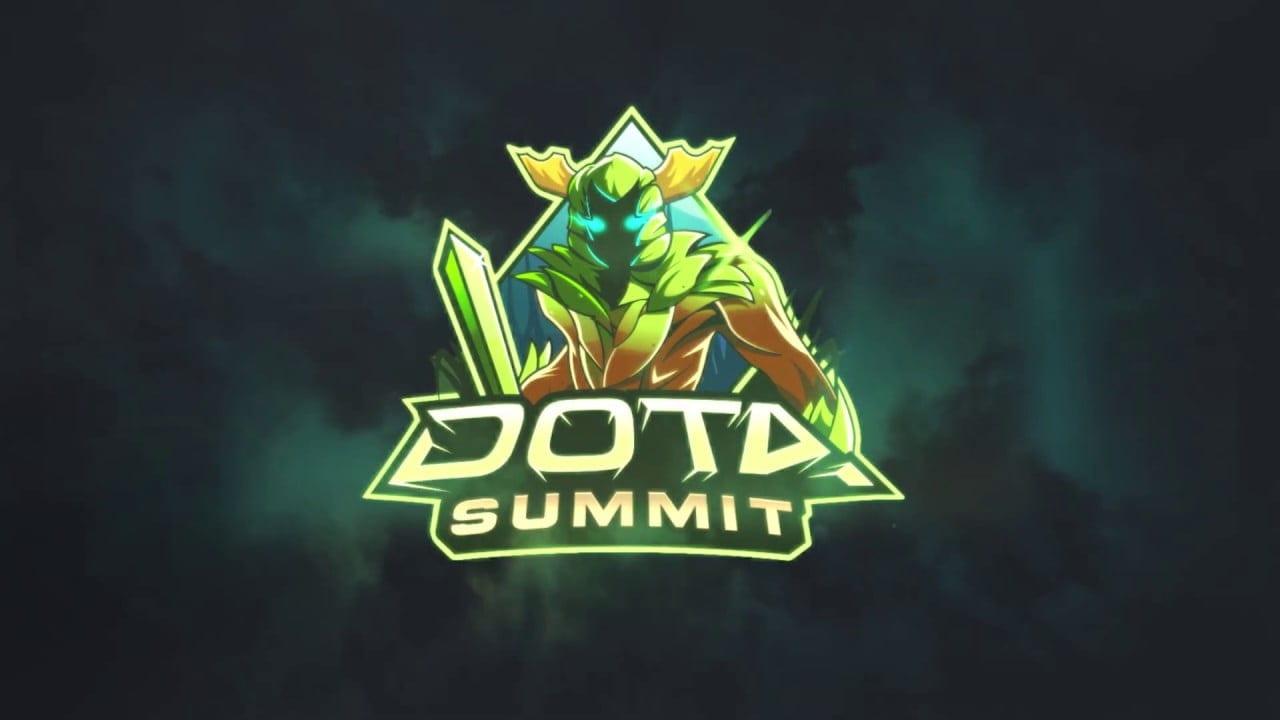 "The last DOTA 2 tournament ""DOTA Summit 10"" before The International 2019 has started"