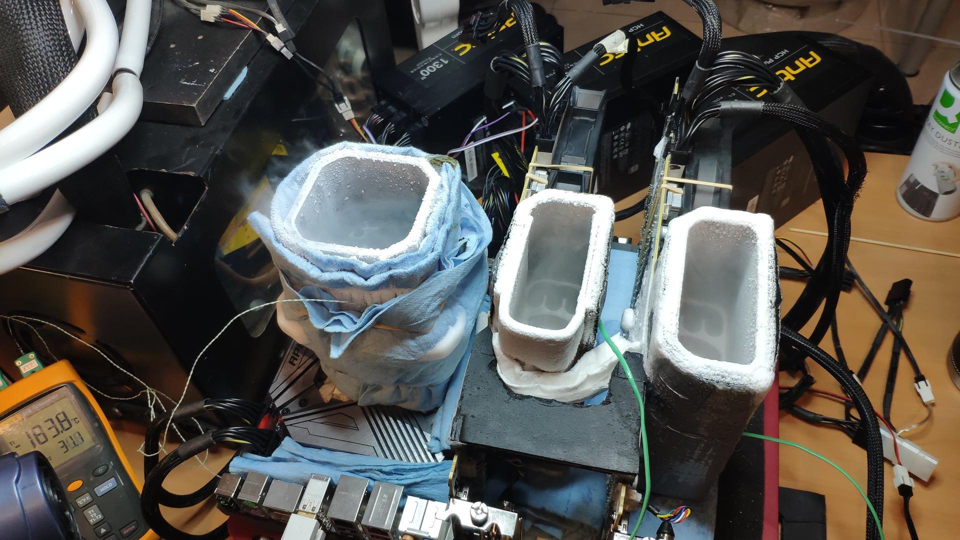Greek overclocker OGS set a series of 3D Mark records on GALAX GeForce RTX 2080 Ti