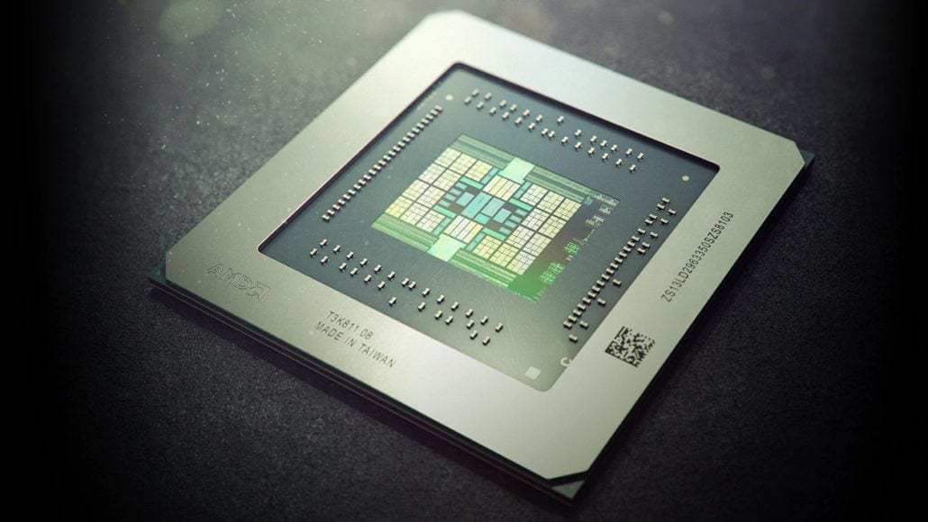 Lisa Su confirms the development of more efficient 7nm chips on the Navi architecture