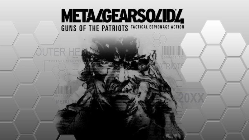 RPSC3: Metal Gear Solid 4 – a milestone in 4K / 60 FPS is taken