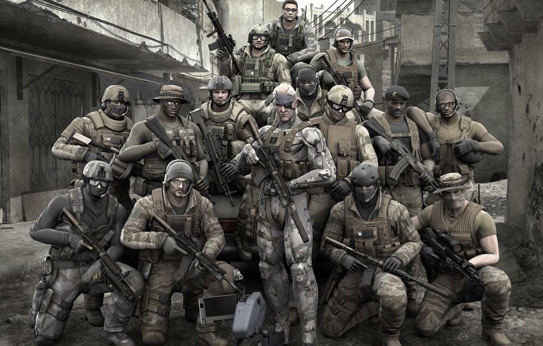 RPCS3: Спустя неделю разработчики устранили большинство проблем в Metal Gear Solid 4
