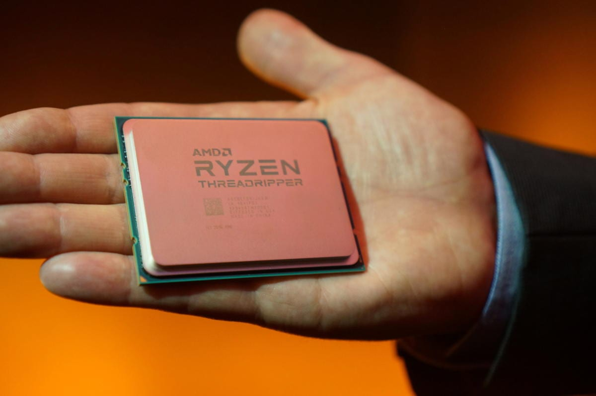 AMD Threadripper третьего поколения сильно опережает  Threadripper 2990WX и Xeon W-3175X