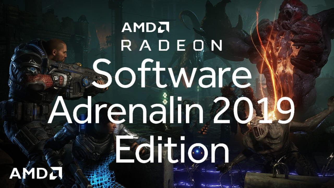 Драйвер AMD Radeon Adrenalin 19.9.1 повышает производительность в Gears 5 до 8%