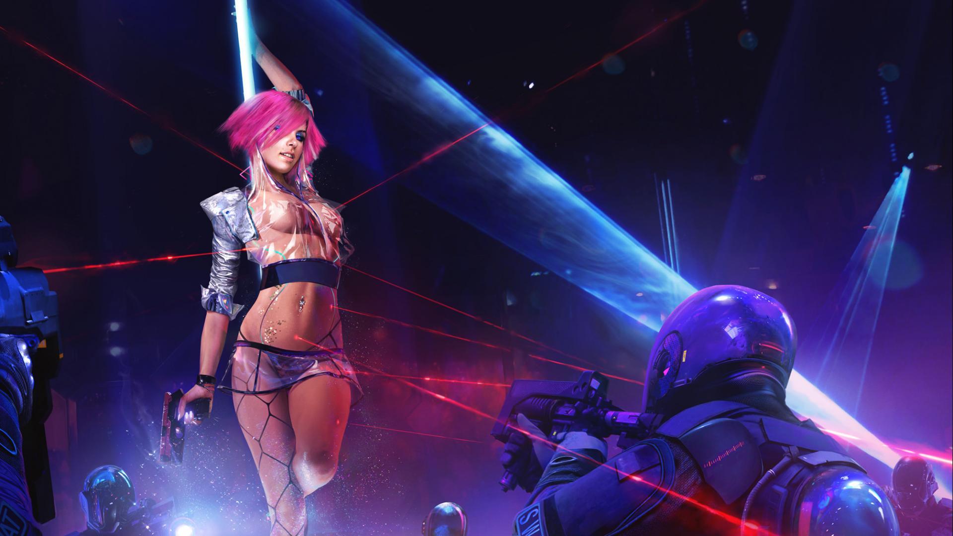 CD Projekt RED: Мультиплеер для Cyberpunk 2077 находится в разработке