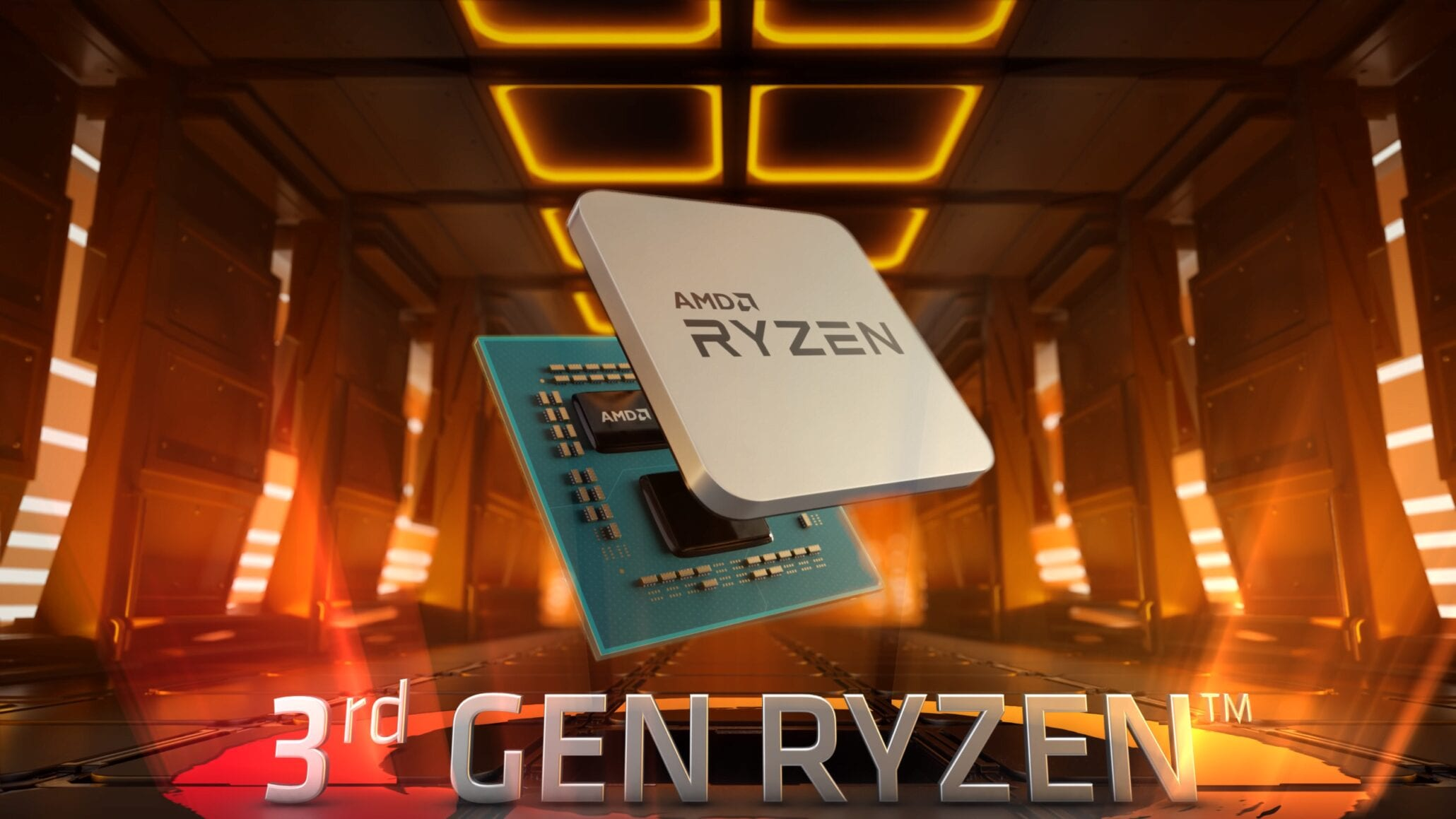 AMD Ryzen 7 3800XT chip tested in Ashes of the Singularity benchmark