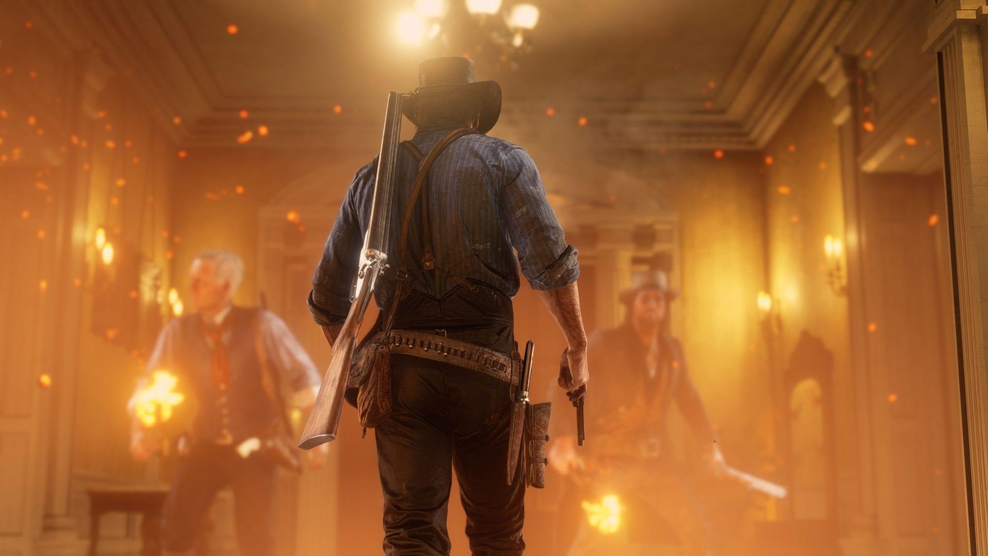 Red Dead Redemption 2 вновь была на оценке у Австралийской аттестационной комиссии