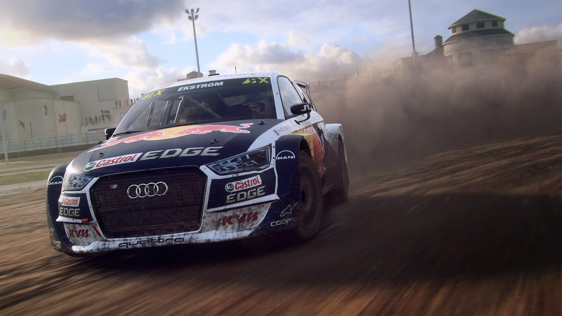 DiRT Rally снова раздают бесплатно, однако на этот раз в Steam