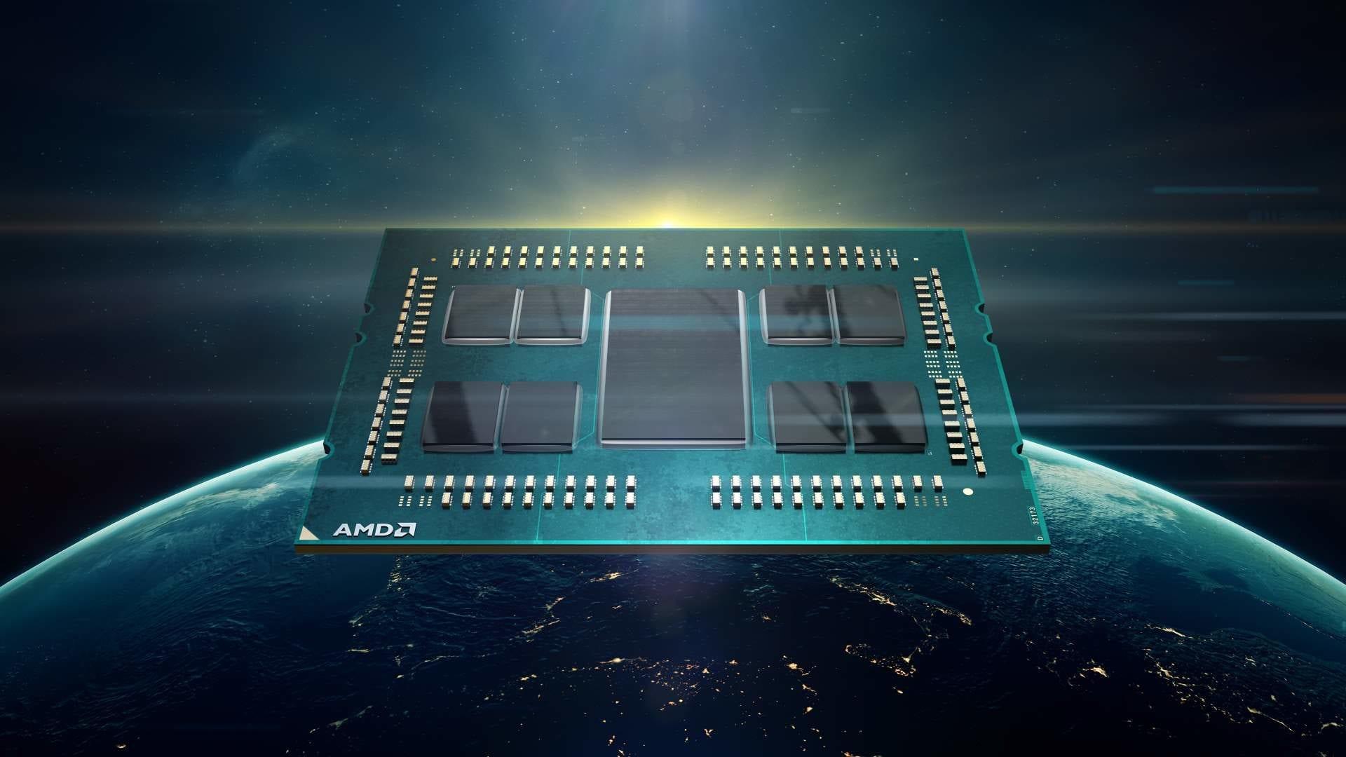 Два процессора AMD Epyc 7742: Bruno установил абсолютный рекорд в Cinebench R15 и HWBOT x265 Benchmark
