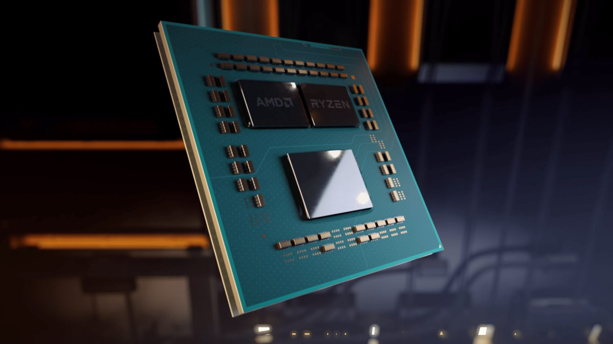 The frequencies of the updated Ryzen Matisse Refresh line will reach 4800 MHz
