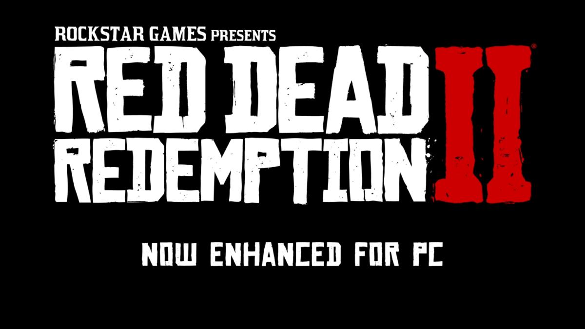 Rockstar выпустила потрясающий 4K/60ФПС трейлер ПК-версии Dead Redemption 2