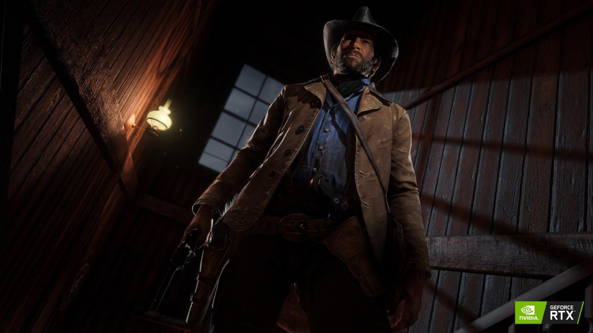 NVIDIA: В игре Red Dead Redemption 2 не будет трассировки лучей