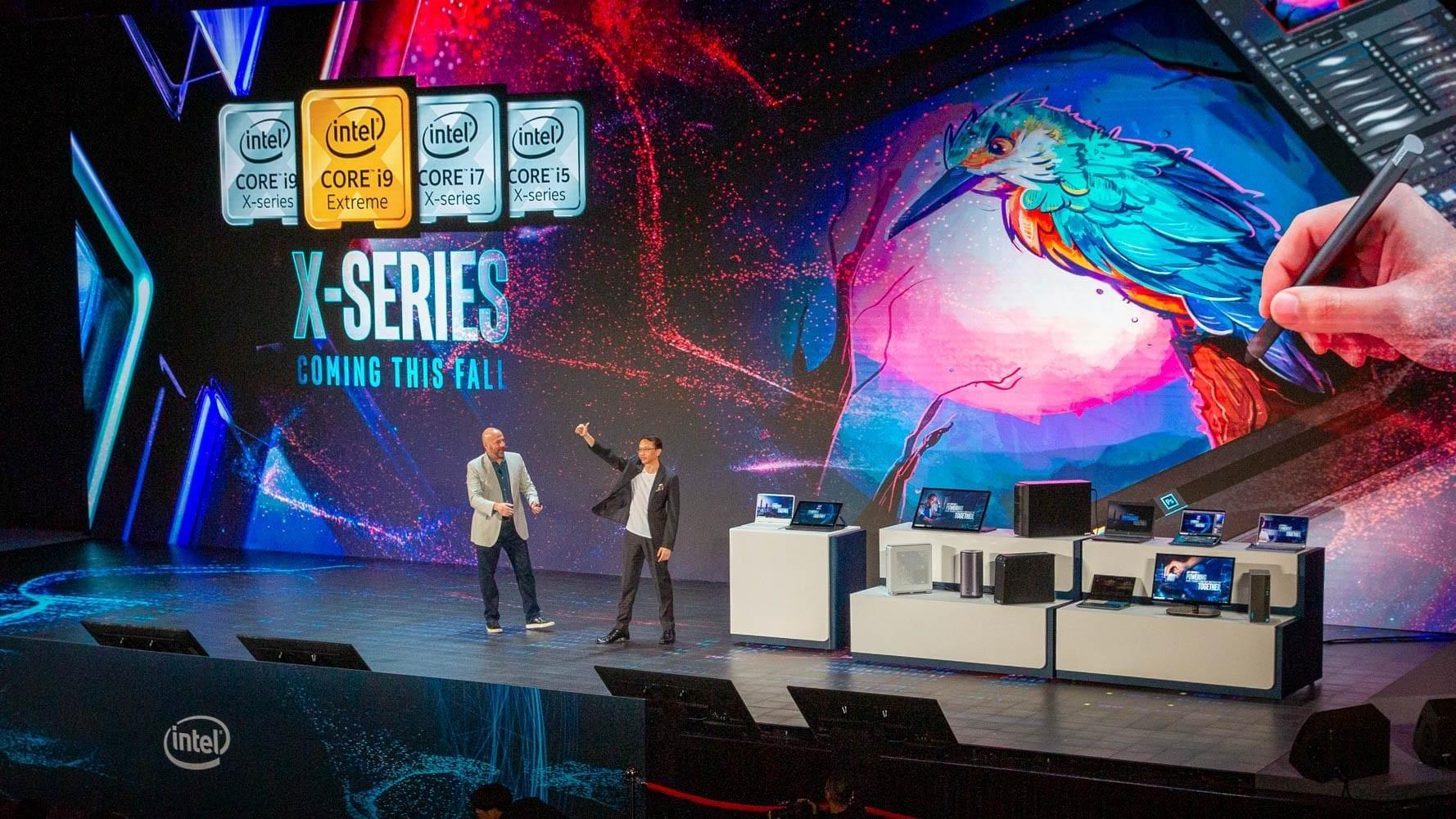 Процессоры Intel Cascade Lake-X анонсируют уже 7 октября
