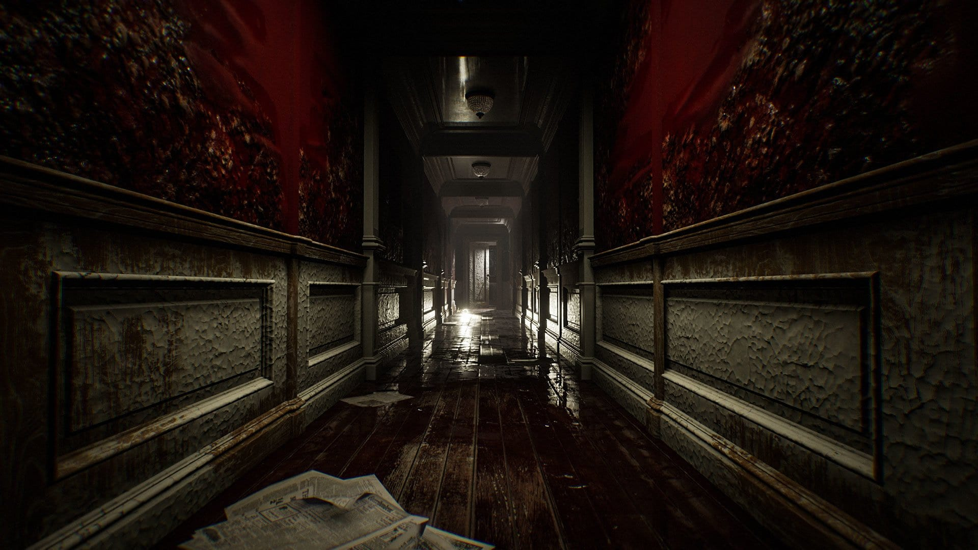 В Epic Games Store можно бесплатно получить Layers of Fear и Q.U.B.E. 2 Deluxe Edition