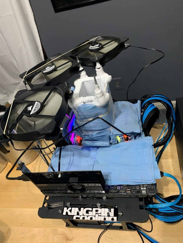keeph8n scored two records on AMD Ryzen Threadripper 2970WX again