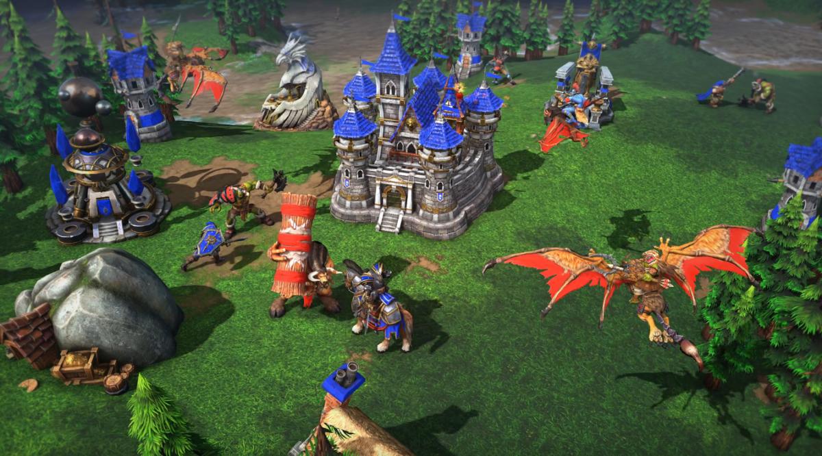 Blizzard ответила на критику Warcraft III Reforged