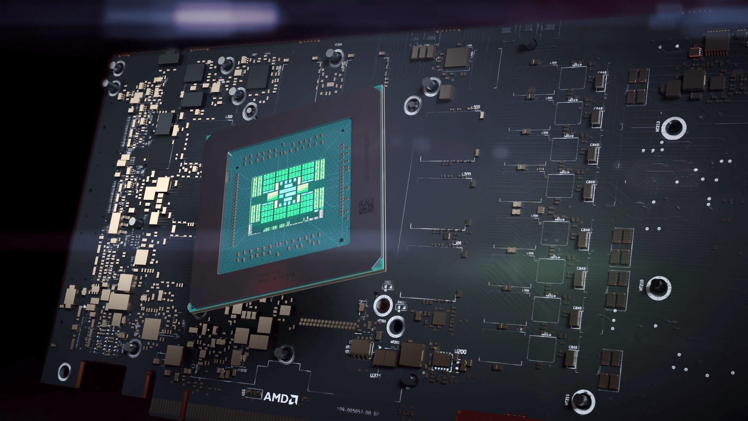 Слухи: AMD представит видеокарты основанные на архитектуре  RDNA2 на CES 2020