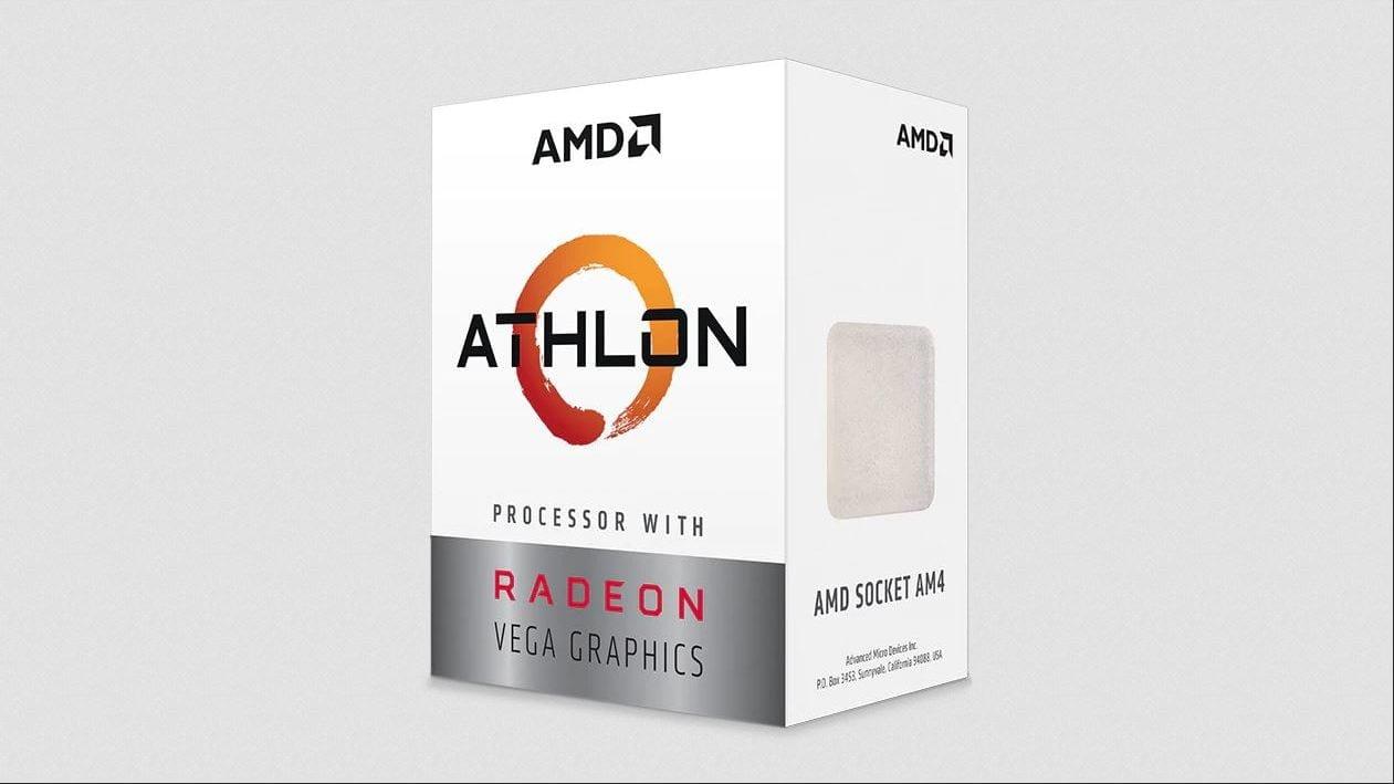 Мобильный чип AMD Athlon Gold 3150U засветился в базе данных GeekBench