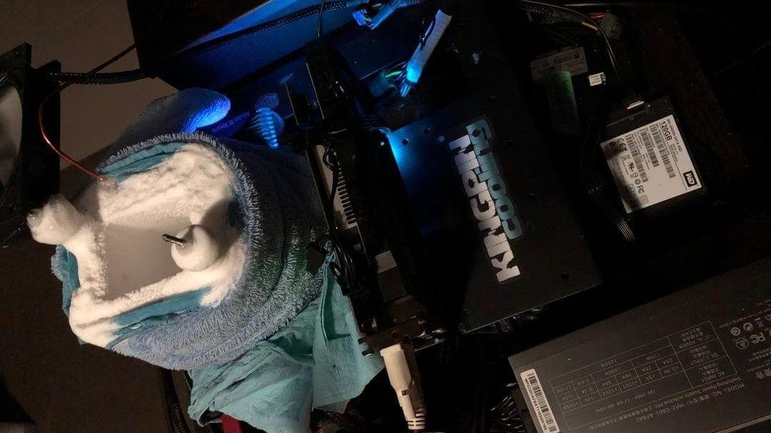 KaRtA установил два рекорда на процессоре Ryzen 9 3900X
