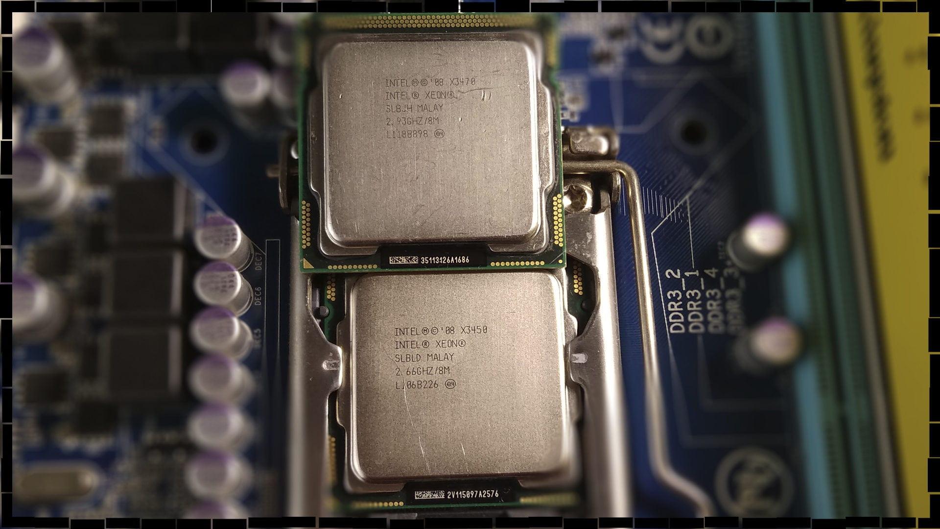Обзор, разгон и тестирование процессоров Intel Xeon X3450 и Xeon X3470 + бонус тест Xeon X5570