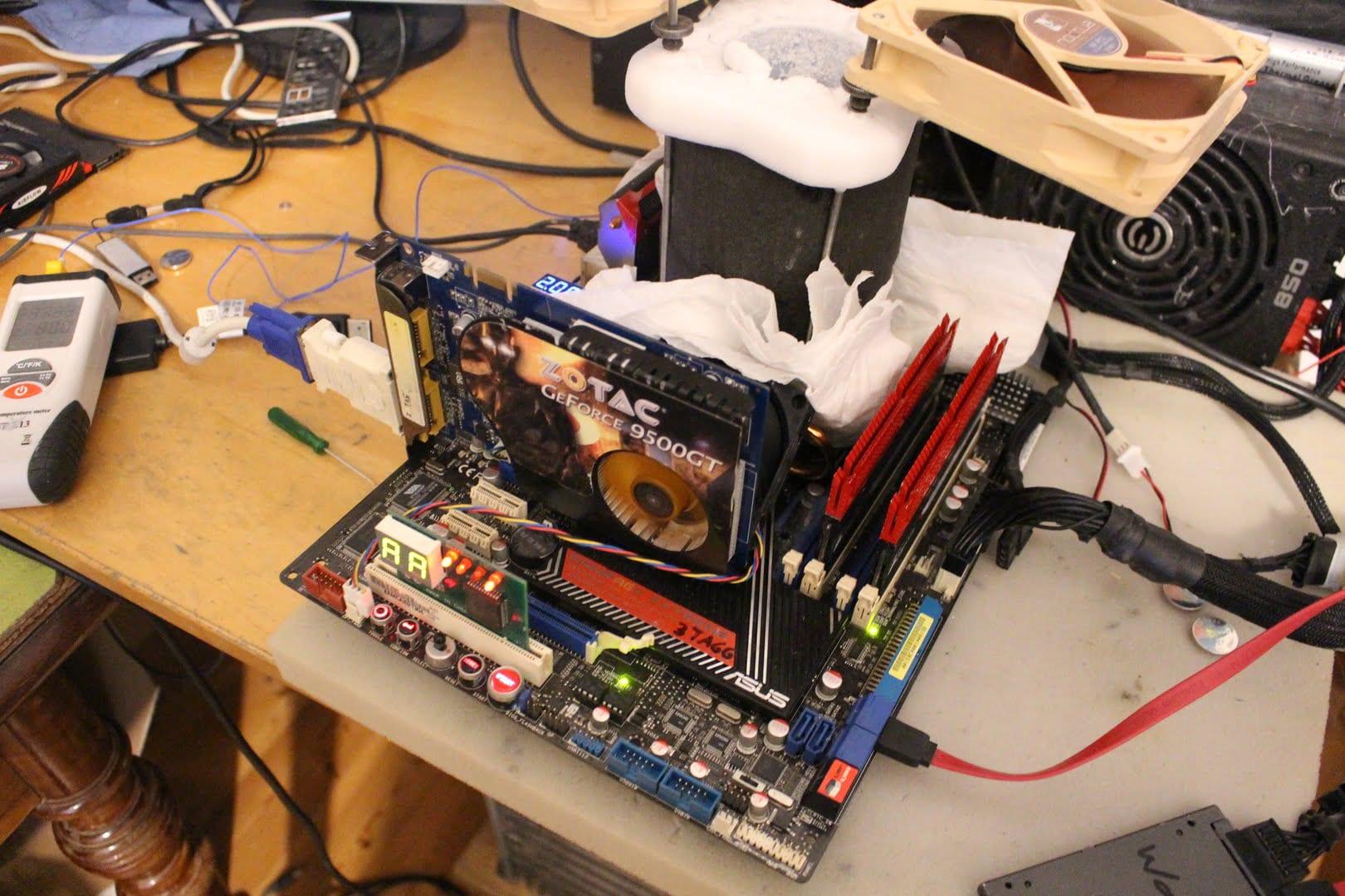 8362МГц: ivanqu0208 занял второе место в модельном зачете классического чипа Intel Celeron D 347