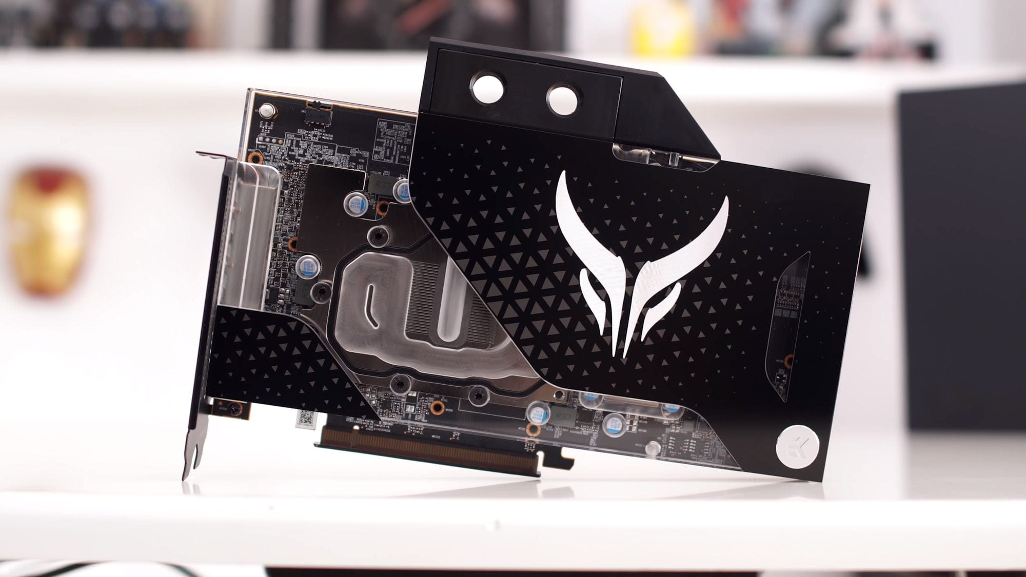 Splave took two golds with an overclocked AMD Ryzen 9 3900 processor