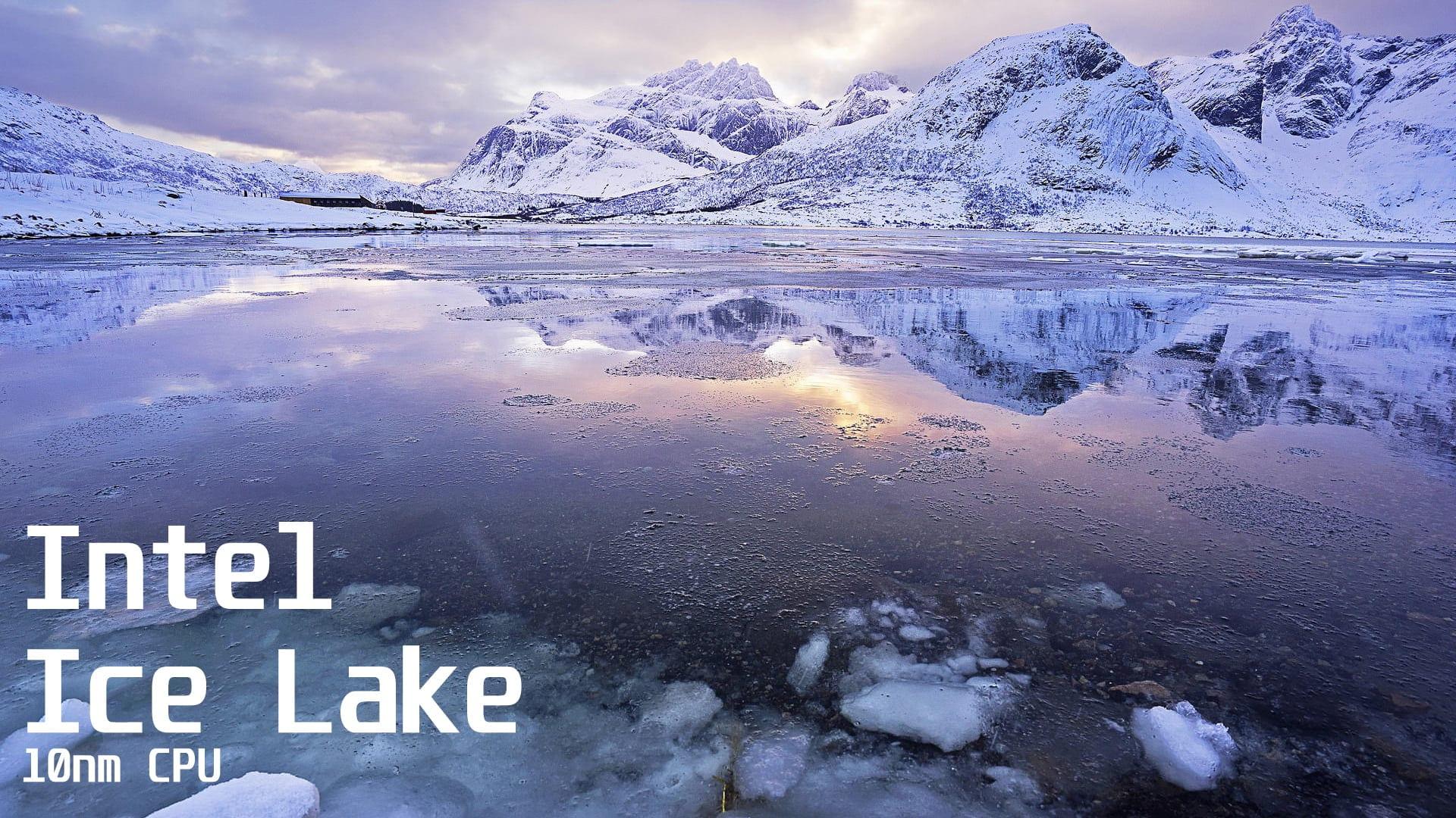 В сеть попали тесты 24-ядерного, 48-поточного, 10-нм чипа Intel Ice Lake SP