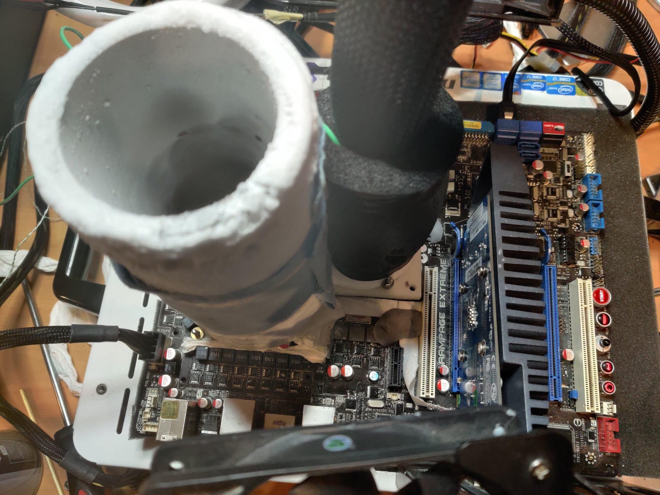 OGS установил два рекорда в модельном зачете процессора Core 2 Duo E8500