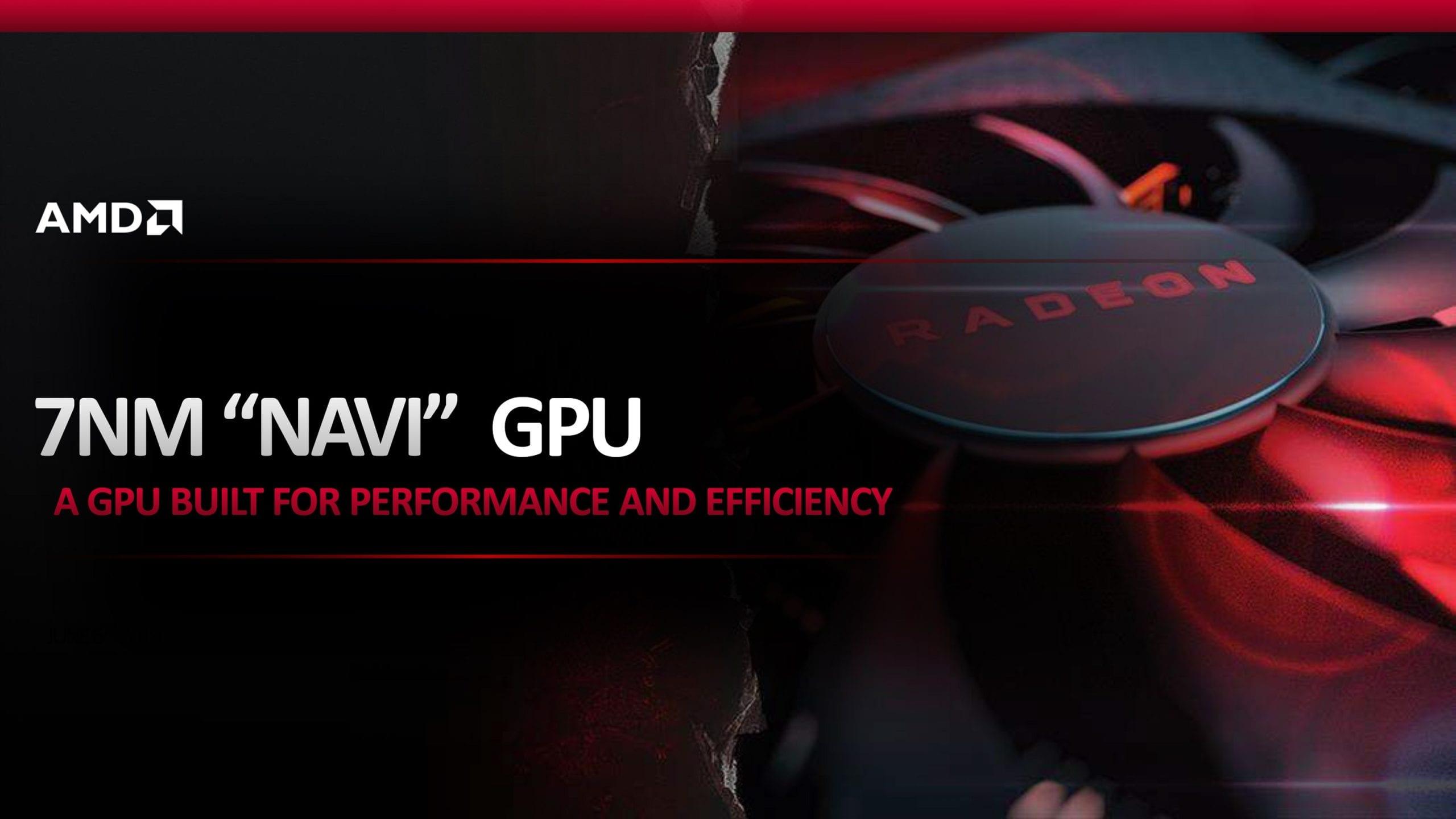 Неизвестная видеокарта AMD Radeon RX оказалась на 17% производительнее NVIDIA GeForce RTX 2080 Ti