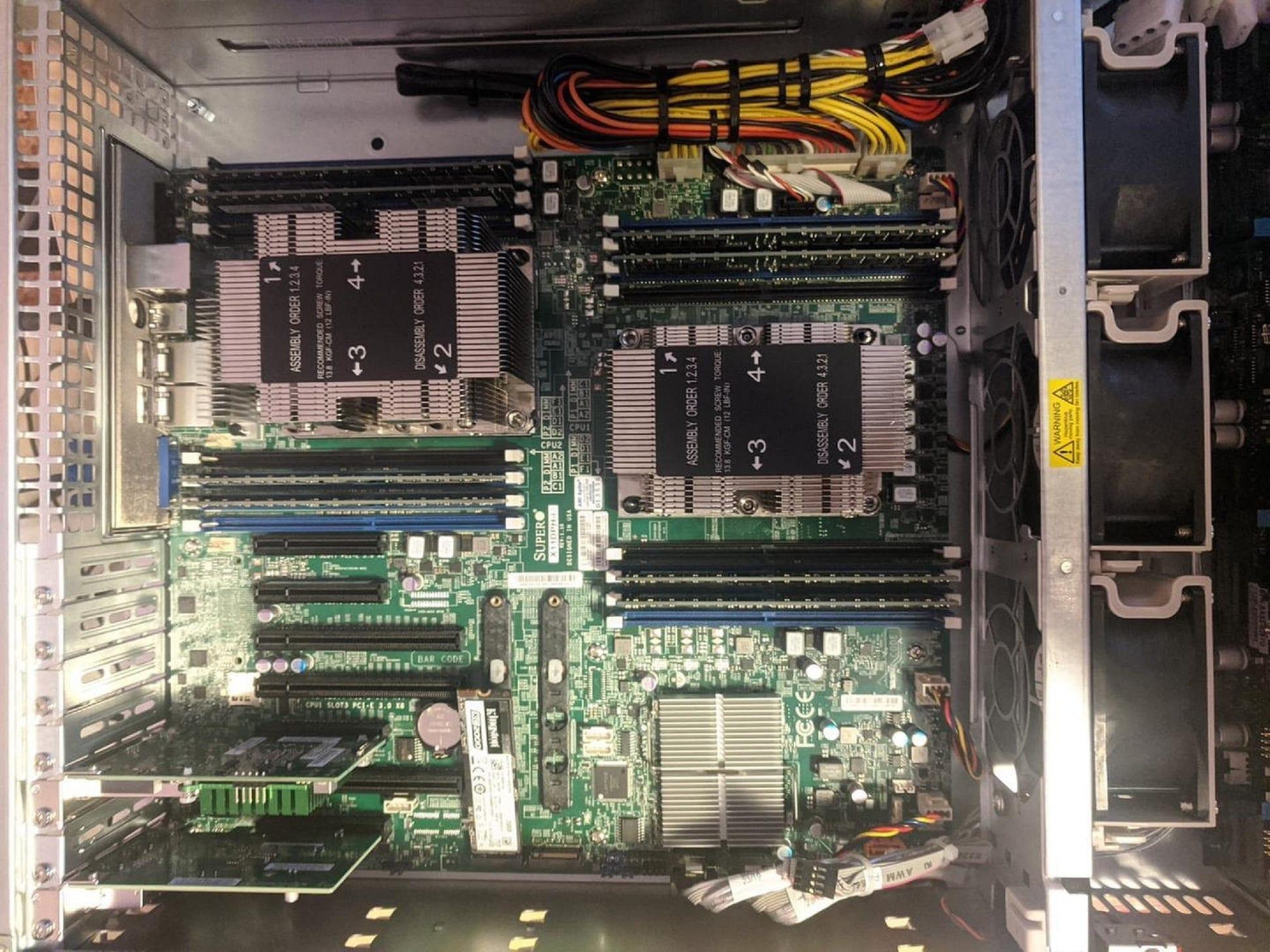 Экспресс тестирование процессора AMD FX-8350 с памятью DDR3 2133МГц