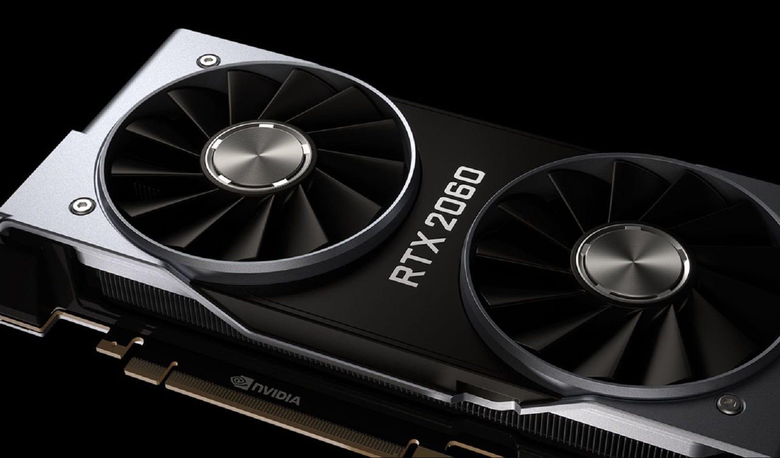 NVIDIA официально снизила цену на видеокарту GeForce RTX 2060 до 299 долларов