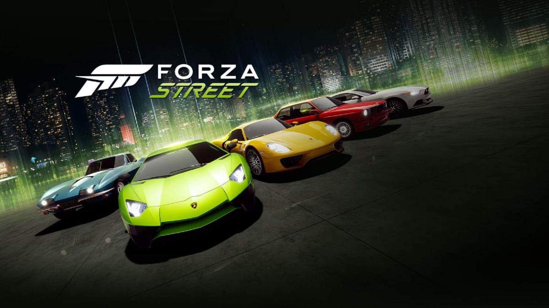 Microsoft выпустит Forza Street на Android в магазине Samsung Galaxy уже весной этого года
