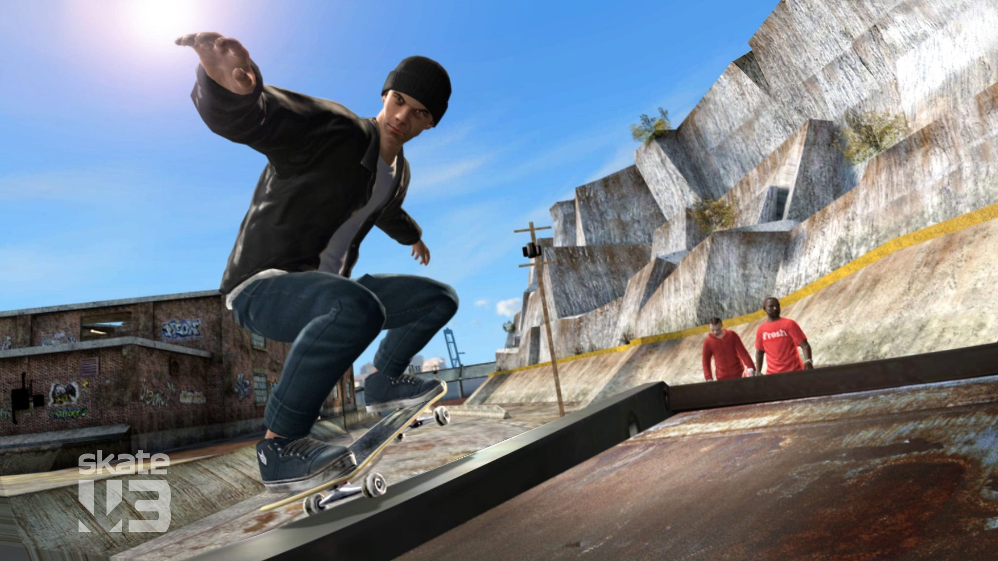 Настройка эмулятора RPCS3 для игры в Skate 3