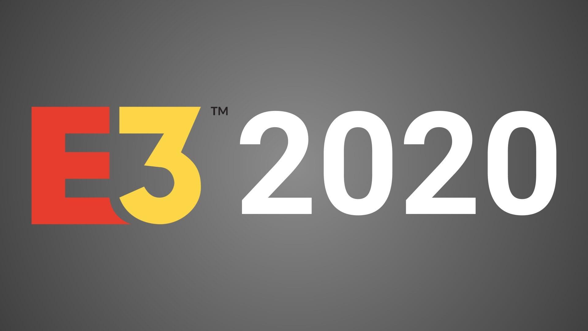 Выставка E3 2020 официально отменена