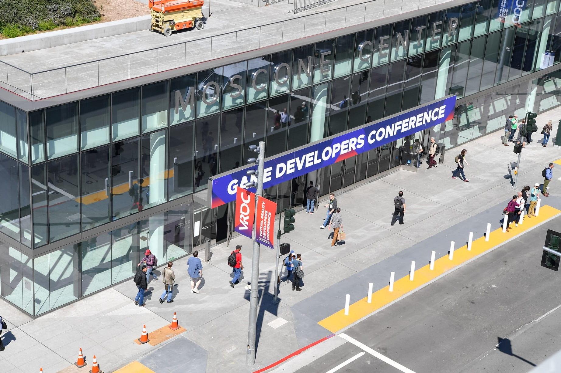 Из-за коронавируса конференция GDC 2020 была отложена на неопределенный срок