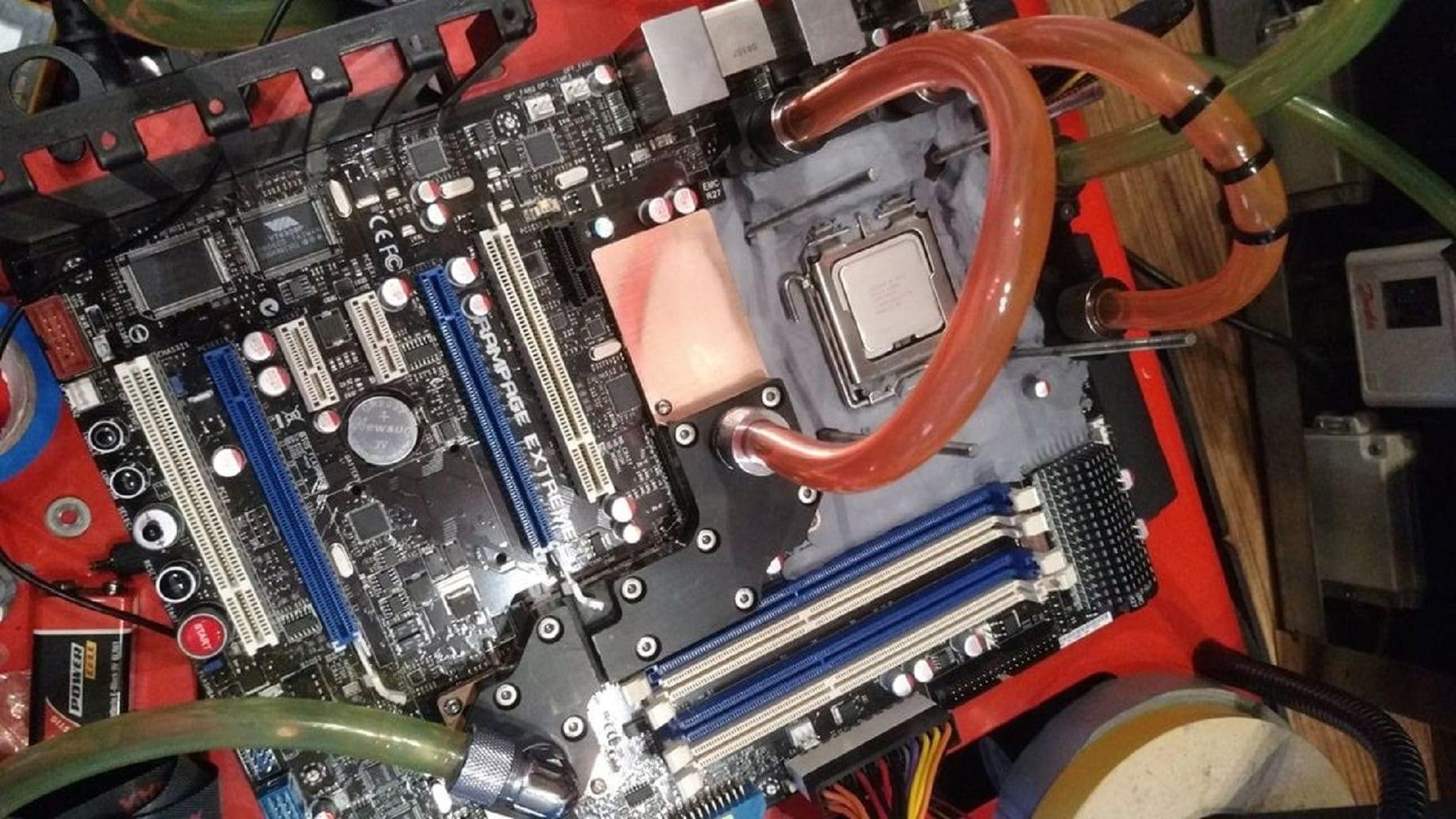 Splave установил рекорд в модельном зачете видеокарты NVIDIA GeForce GTX 275