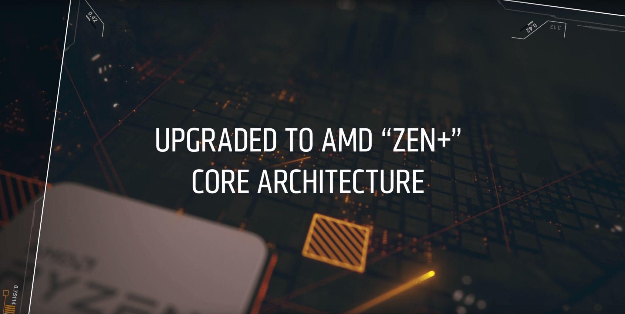 AMD upgrades Ryzen 3 1200 chip to 12nm process technology