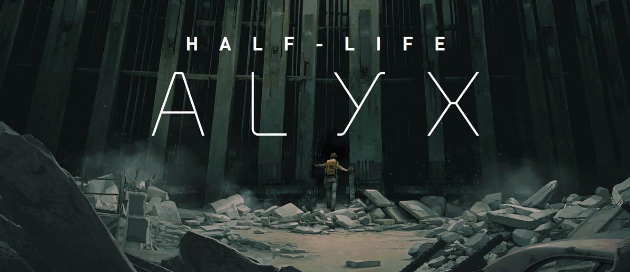 Теперь в Half-Life: Alyx можно сыграть и без VR гарнитуры