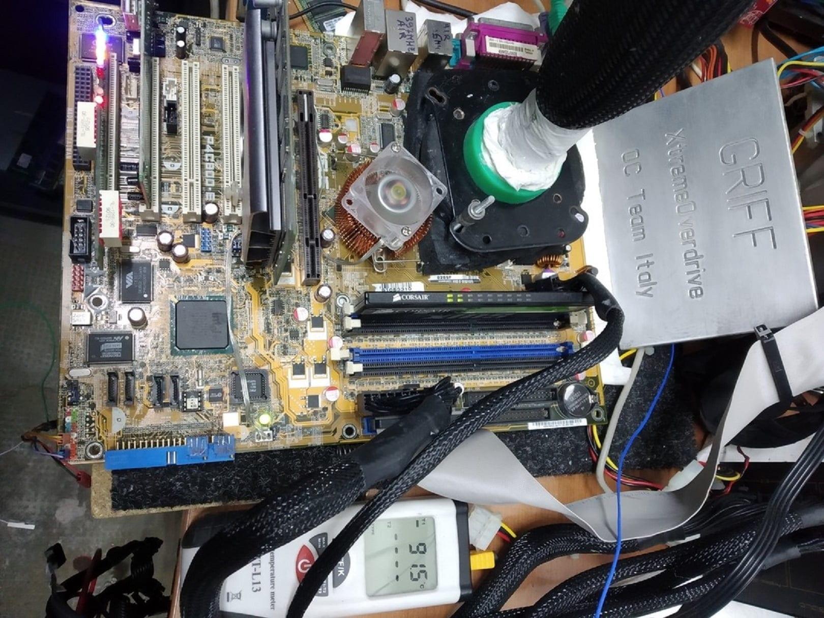 ADVenturePO установил рекорд в 24-ядерном зачете с помощью разогнанного до 4450МГц чипа Threadripper 3960X