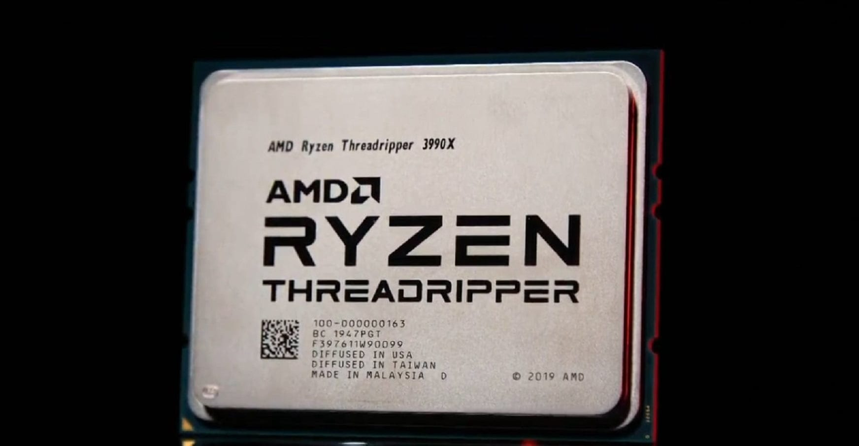 Цена процессора AMD Ryzen Threadripper 3990X в магазине Amazon опустилась до 3450 долларов