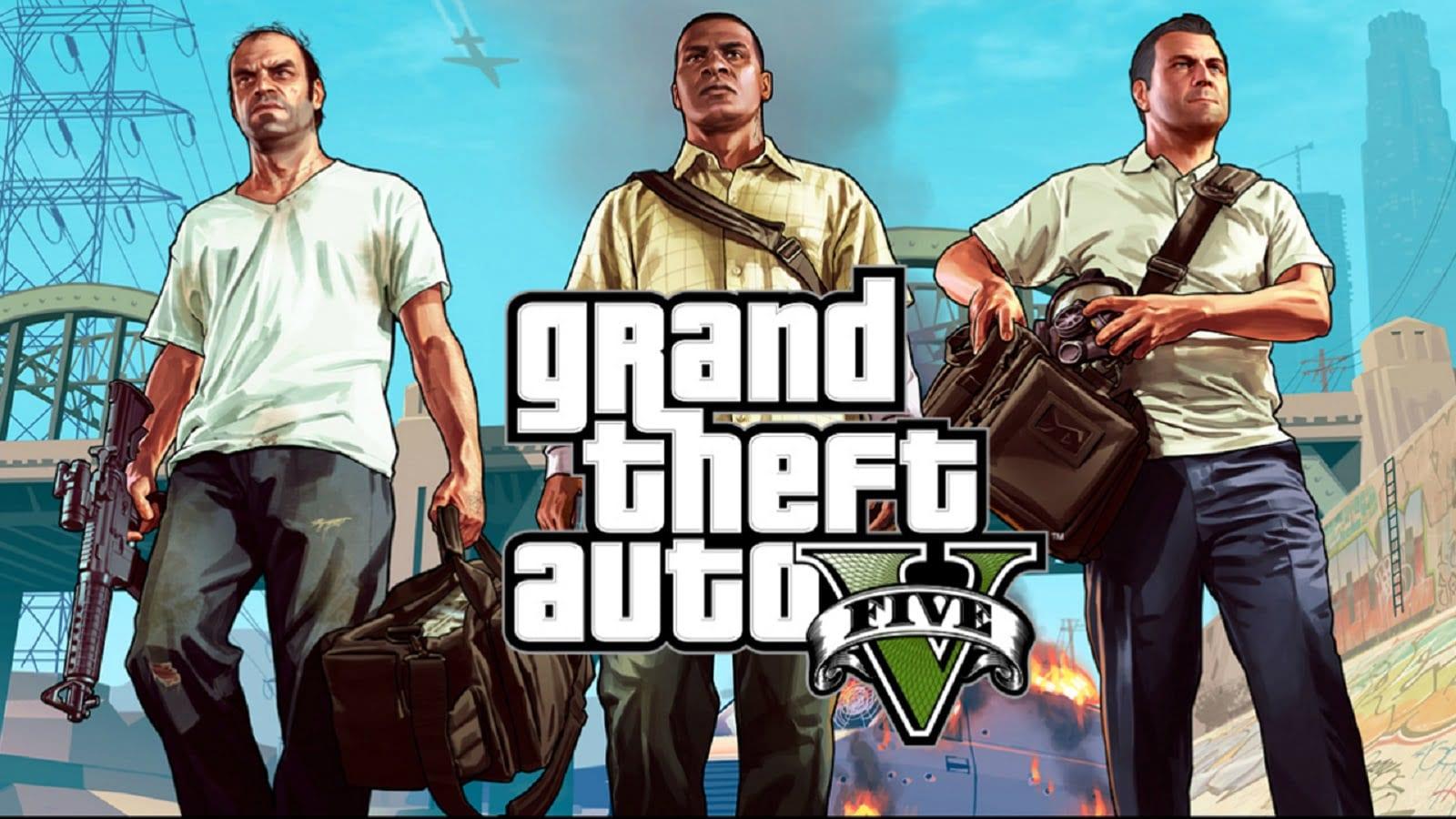 Невероятная щедрость: В Epic Games Store можно бесплатно получить Grand Theft Auto V Premium Edition