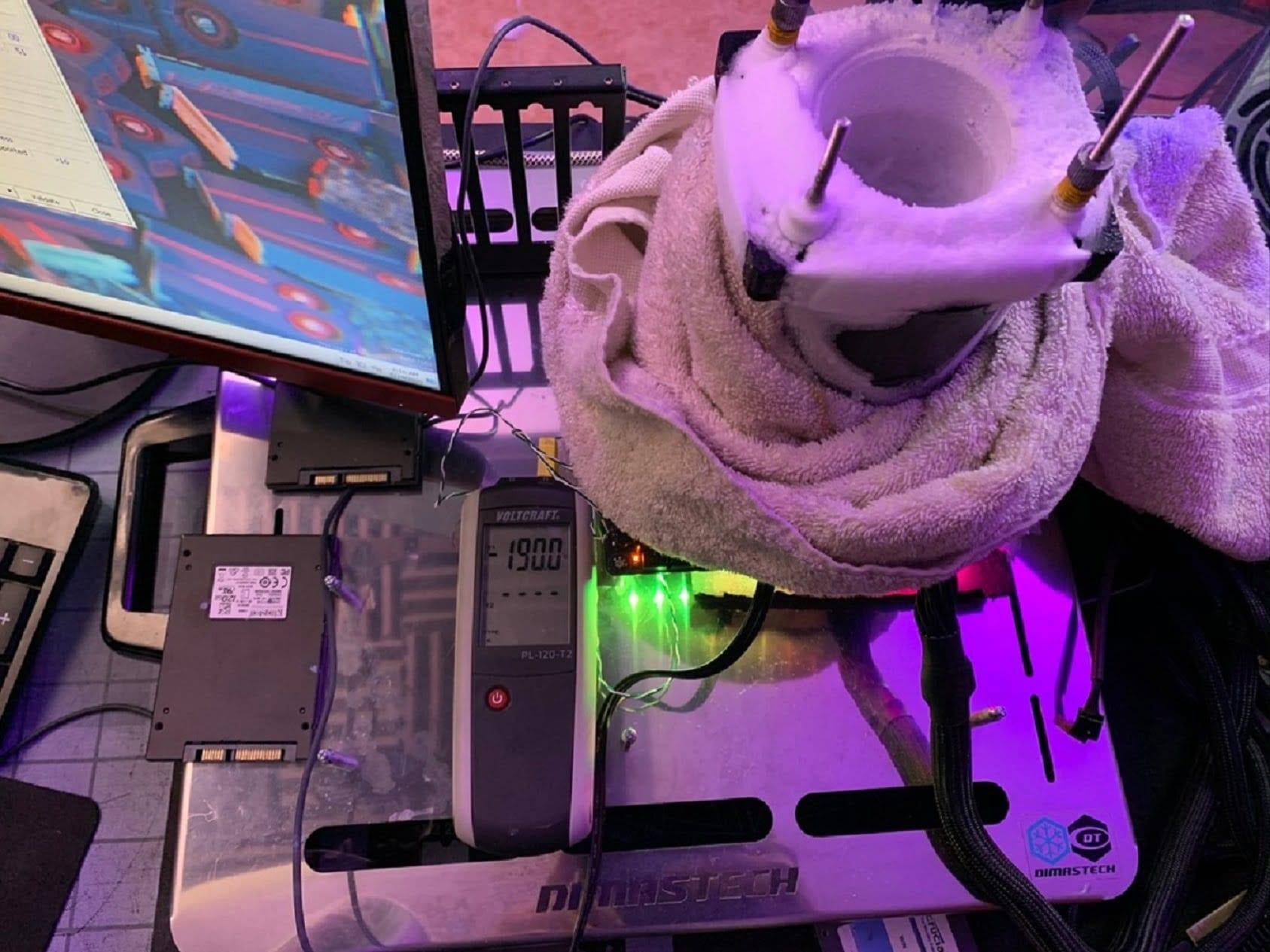 M1RROR установил рекорд в модельном зачете процессора AMD Phenom II X4 945