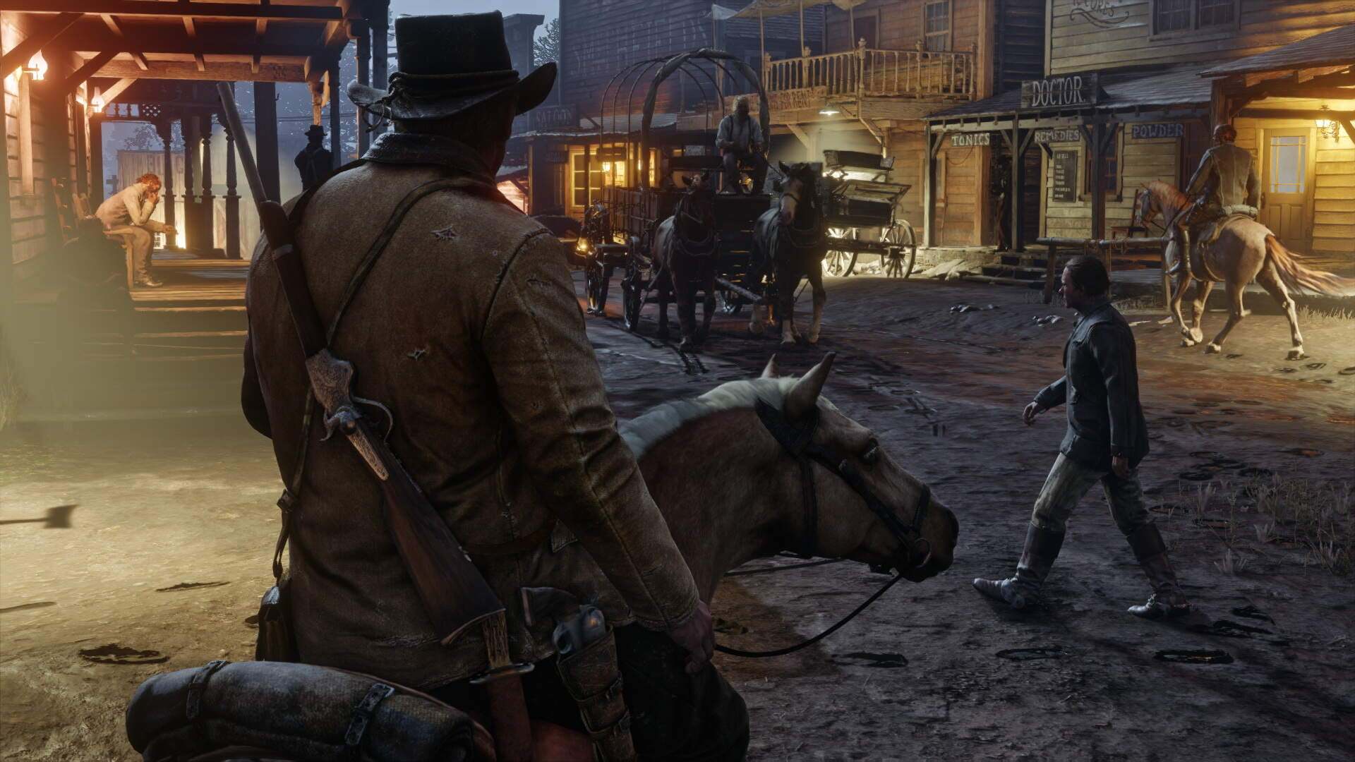 Новое обновление ПК-версия Red Dead Redemption 2 приносит в игру значительные исправления и улучшения
