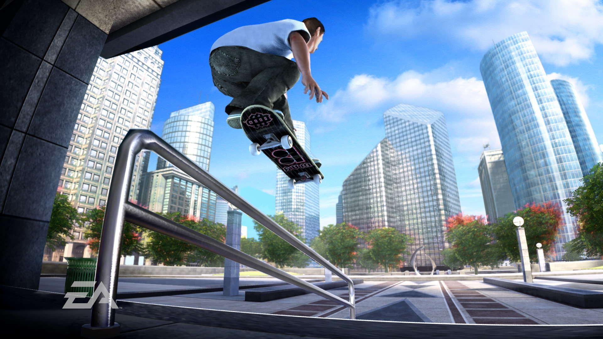 Electronic Arts анонсировала продолжение франшизы Skate