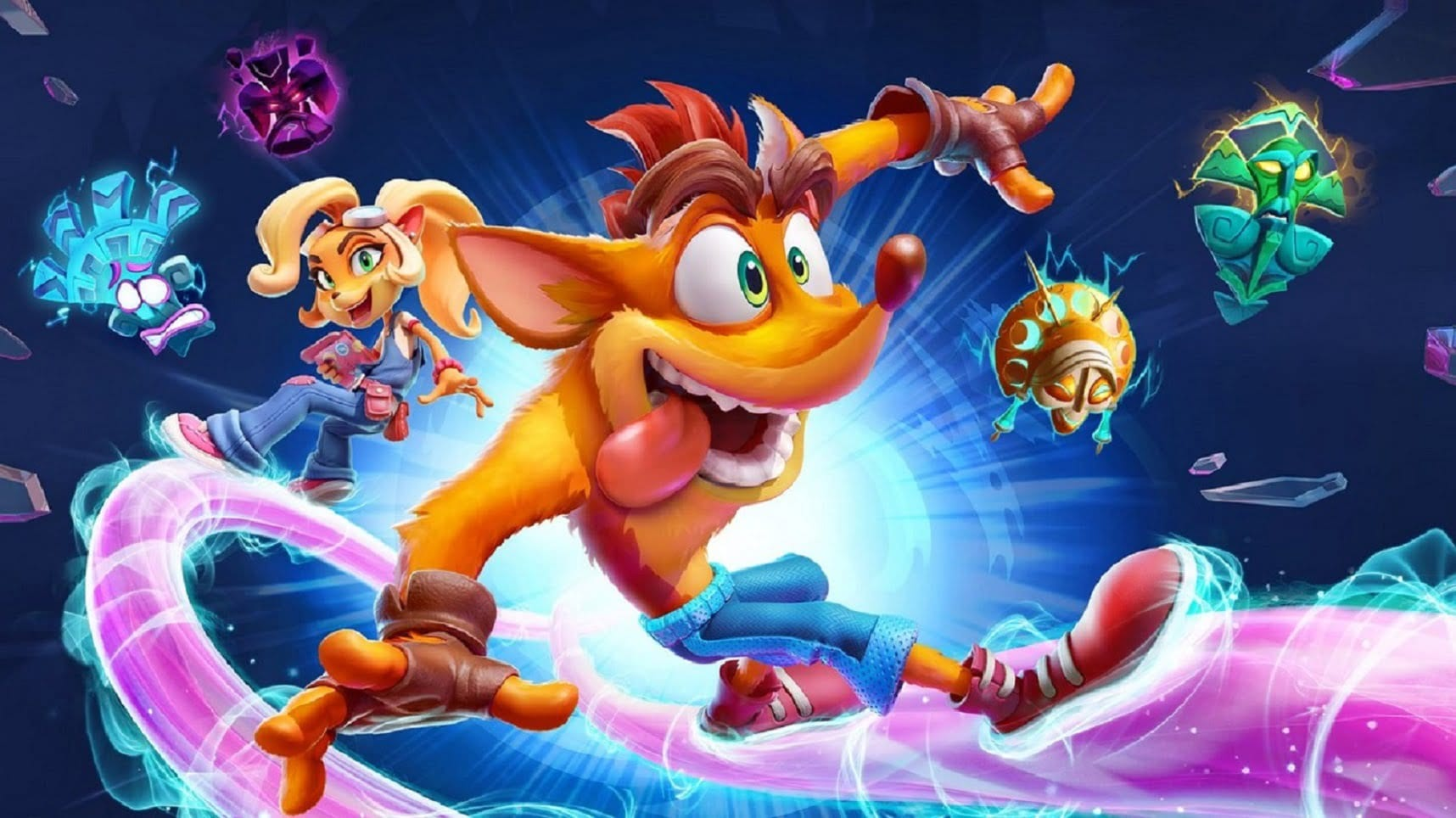 Rumors: The fourth game in the Crash Bandicoot series is three times larger than any of the previous games in the series