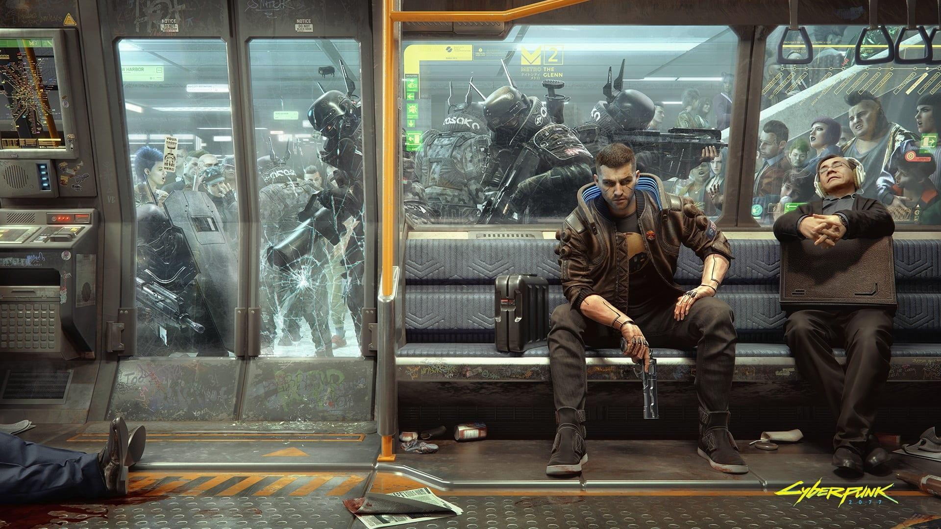 Cyberpunk 2077 не выйдет в срок: дату релиза игры отложили на 21 день