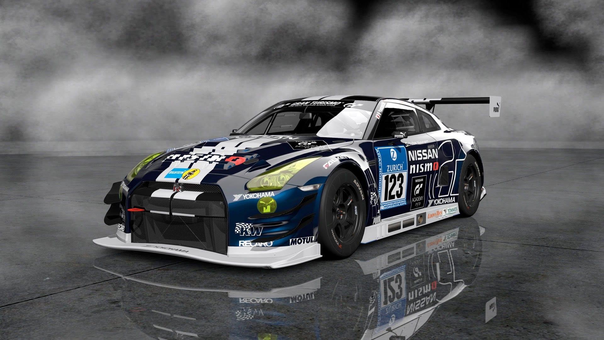 Настройка эмулятора RPCS3 для игры в Gran Turismo 6 [решение мигающего экрана и рассинхронизации]