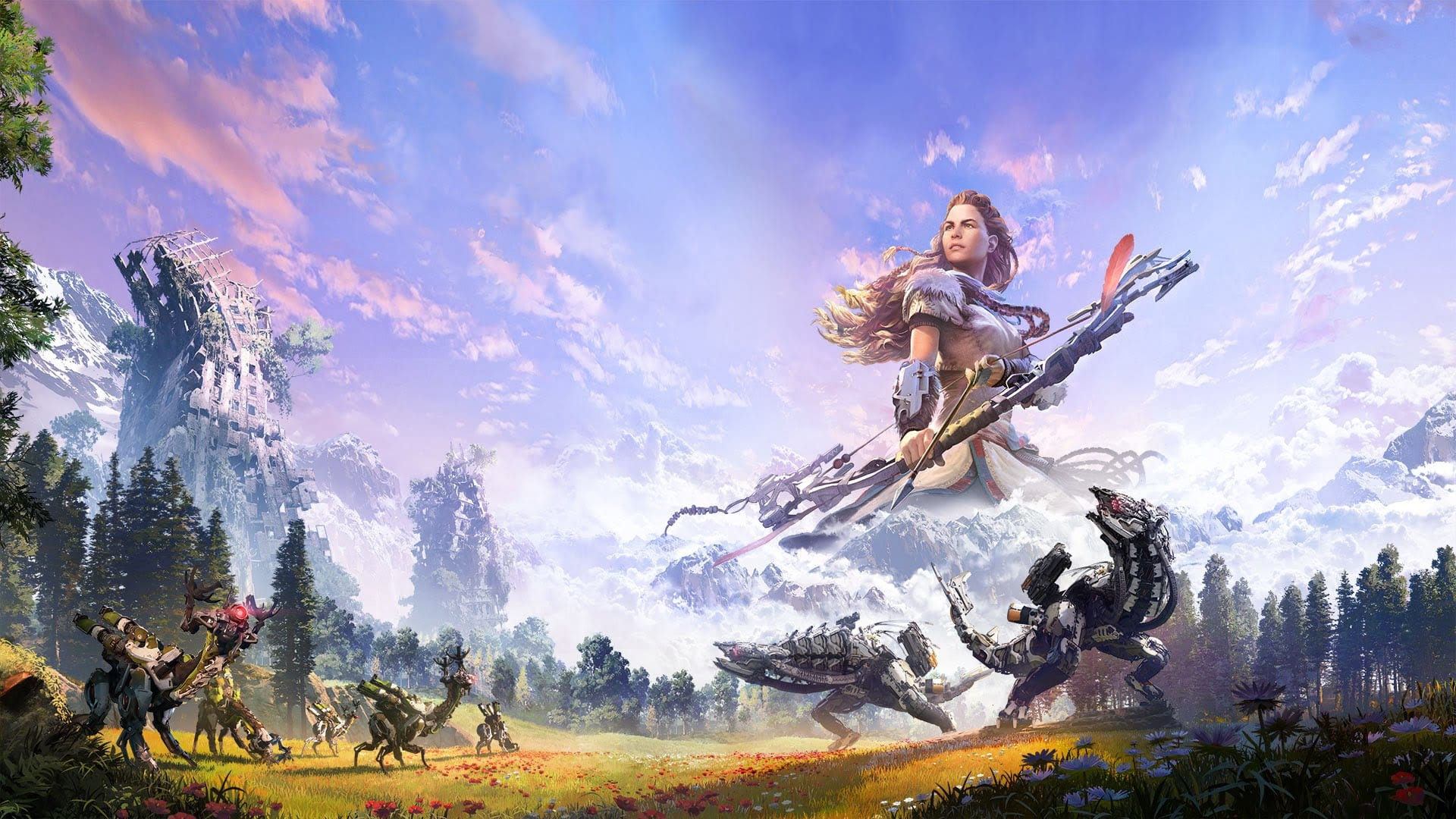 AMD will complete its Ryzen processors with the PC version of Horizon Zero Dawn Complete Edition