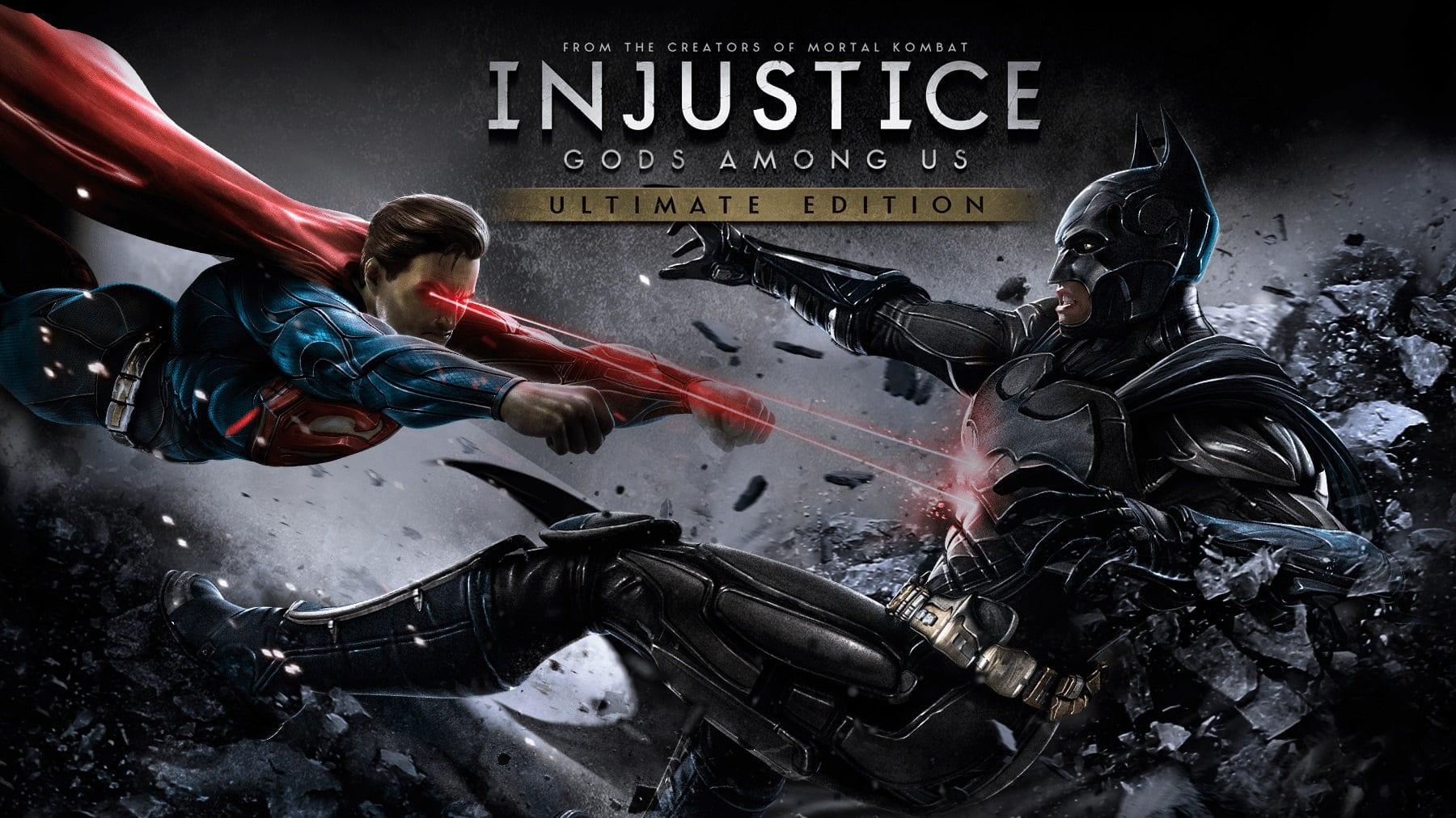Компания WB Games раздает бесплатно файтинг Injustice: Gods Among